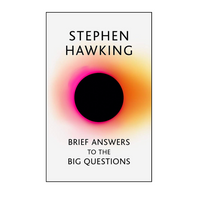 Brief Answers to the Big Questions [Hardcover]