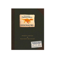 Book- Encyclopedia Prehistorical Dinosaurs (Pop-Ups)