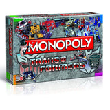 Monopoly Transformers Retro Limited Edition