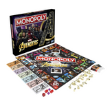 Monopoly- Marvel Avengers Edition Board Game