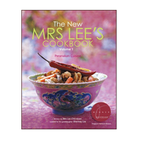 The New Mrs Lee's Cookbook (Hardback)