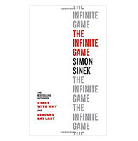 The Infinite Game- Hardback Edition