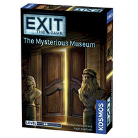 Exit The Game- The Mysterious Museum
