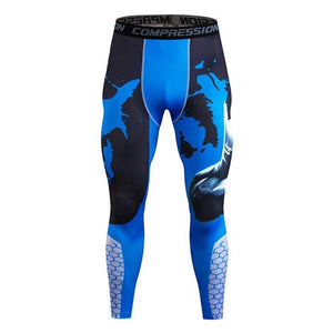 AABSPORT collant de compression Spiderman  pour homme