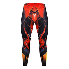 Charger l'image dans la galerie, AABSPORT collant de compression Spiderman  pour homme