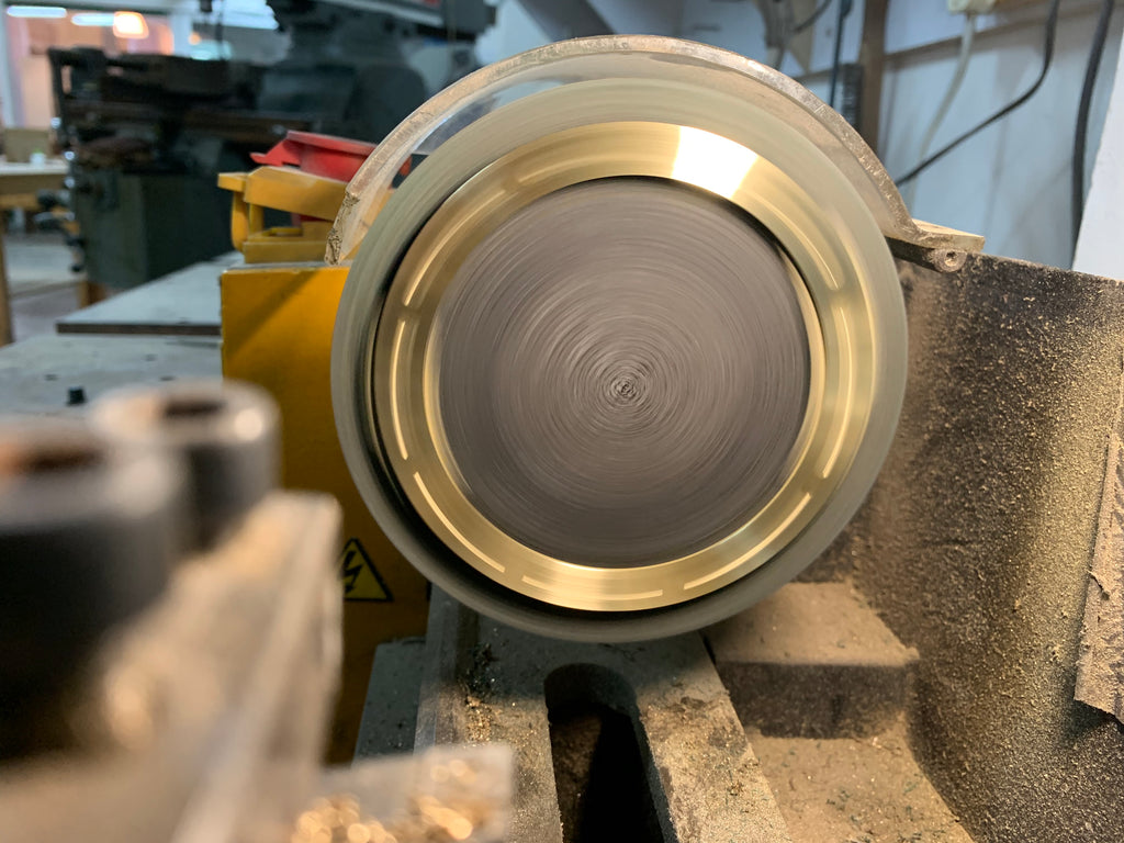 Porthole Ring Polishing