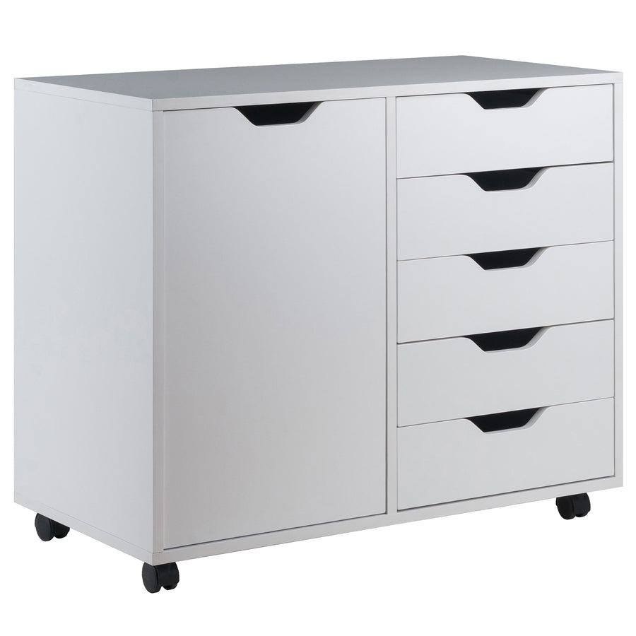 Halifax Cabinet White  Finish