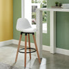 Diablo 26'' Counter Stool, Set Of 2-White