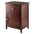 Eugene Accent Table Walnut