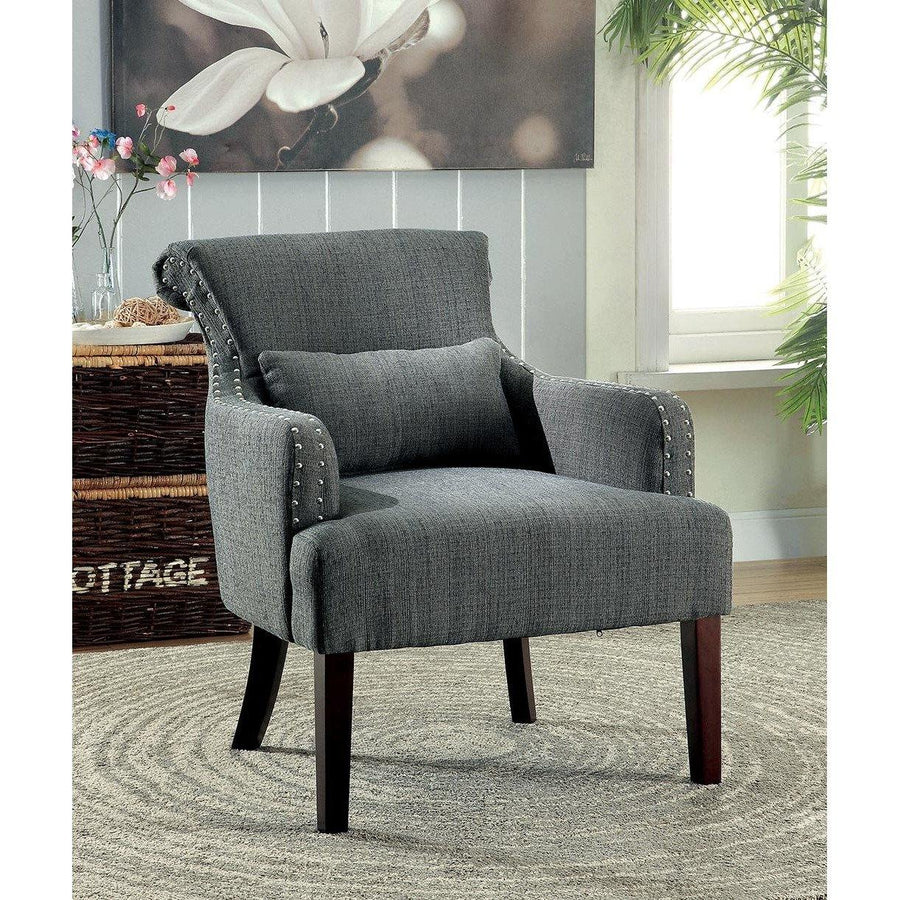 Romana Contemporary Accent Chair