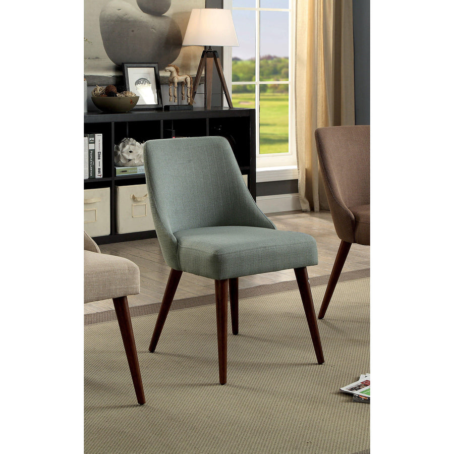 Colmar Mid-century Modern Accent Chair (Set of Two)