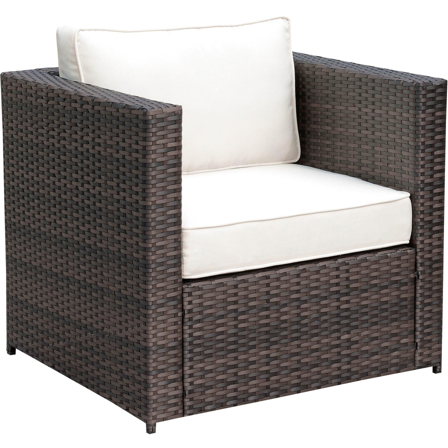 Fischer Wicker Outdoor Accent Chair