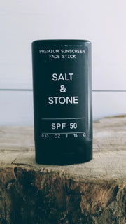 Sunscreen FaceStick | Salt & Stone
