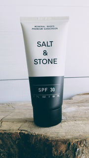 Sunscreen | Salt & Stone