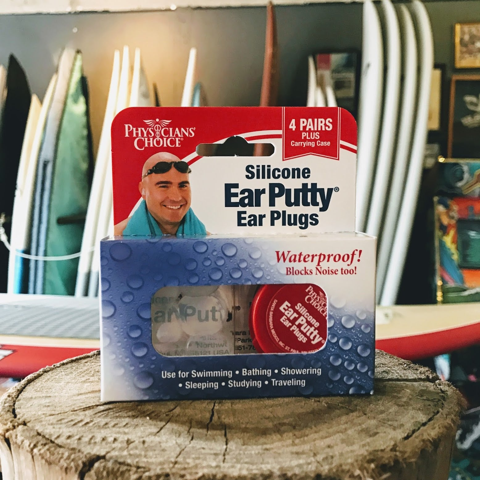 Ear Putty | Silicone Tapones