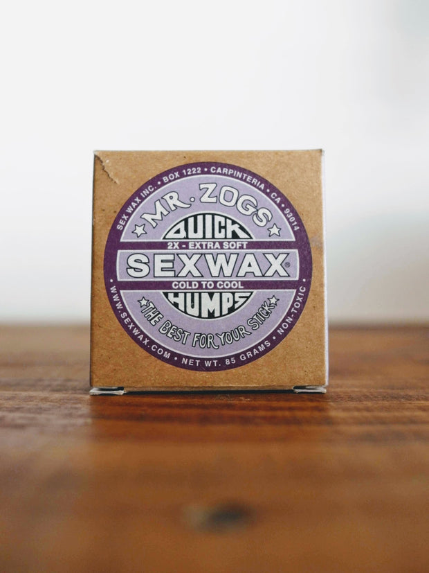 Cera Quick Humps | SexWax