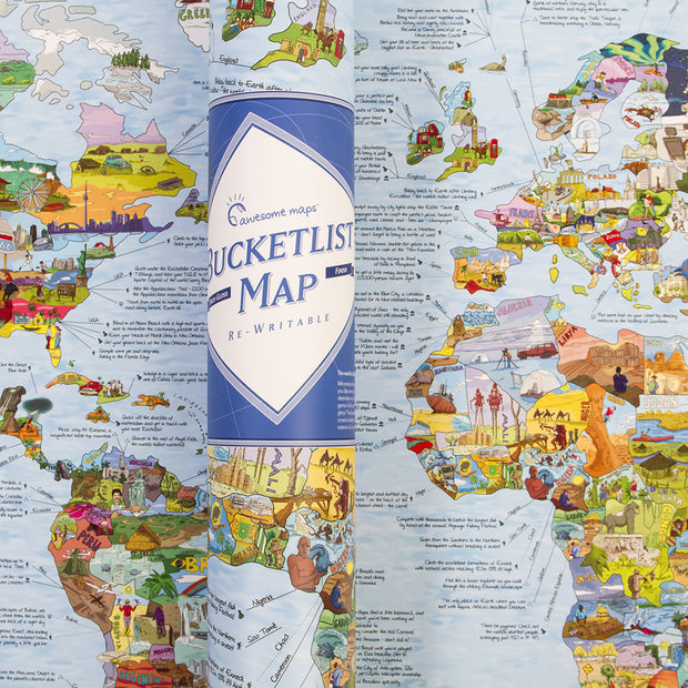 BucketList | Map