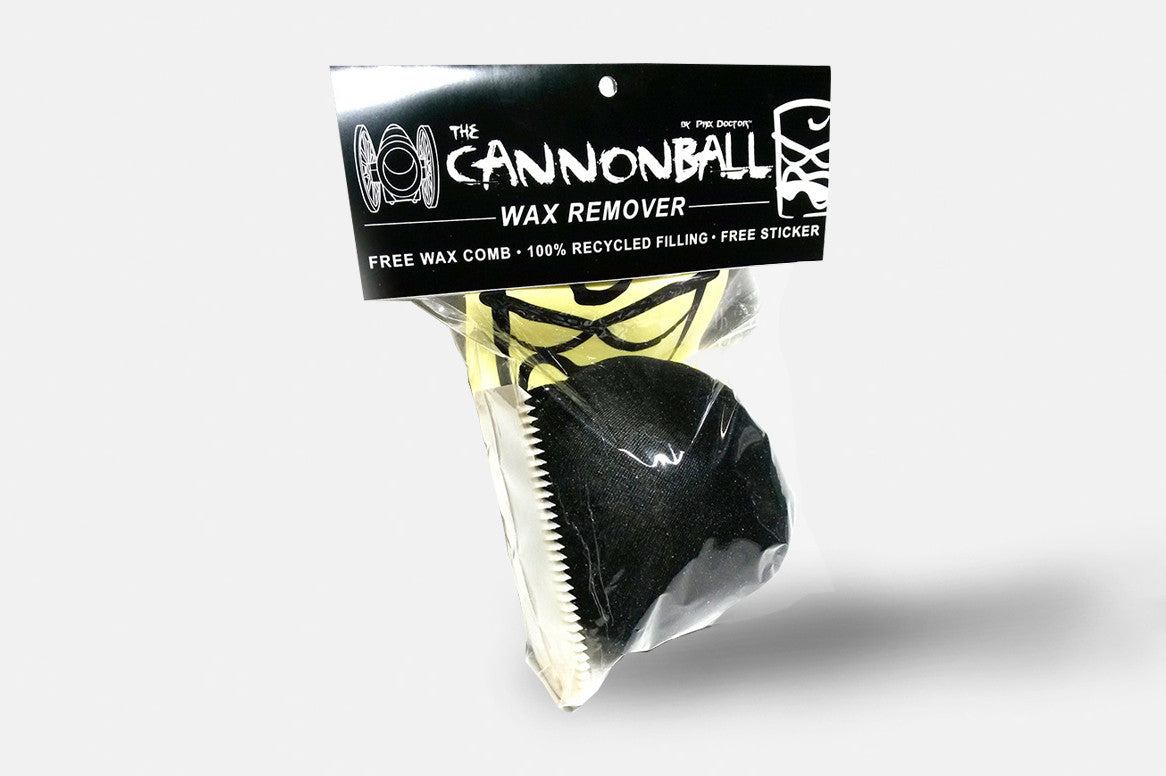 Wax Remover / CannonBall
