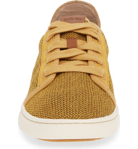 Mesh Lace-up Sneaker