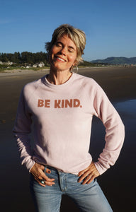 Be Kind Crew Fleece
