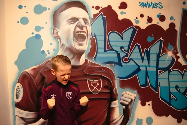 THE WEST HAM UNITED FC BESPOKE