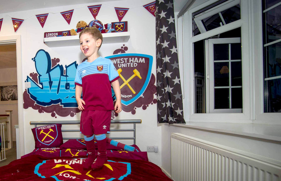 THE WEST HAM UNITED FC TAG