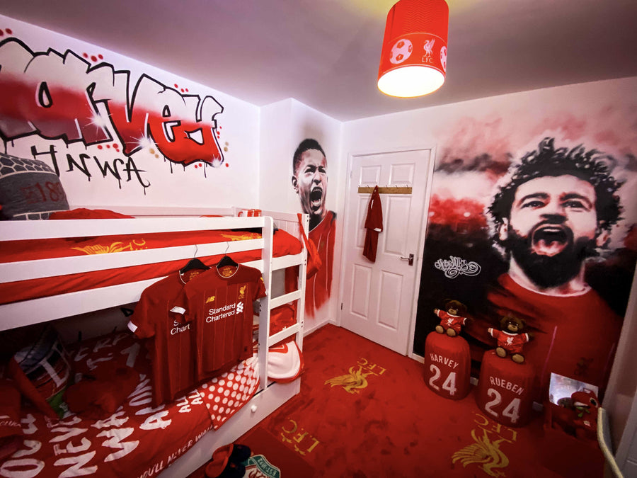 THE LIVERPOOL FC BESPOKE PIECE