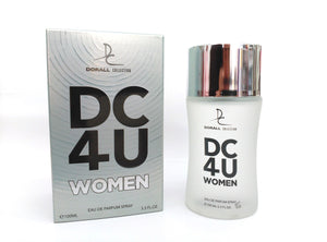 DC4U Women (Ladies 100ml EDP) Dorall Collection