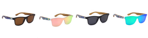 sboji sea shell sunglasses all famous beach collection