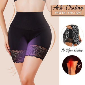 Anti-Chafing Silk Thigh Shaper