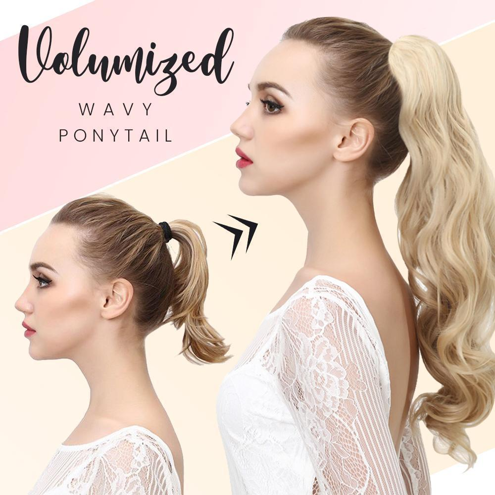 Claw-Clip Ponytail Extension