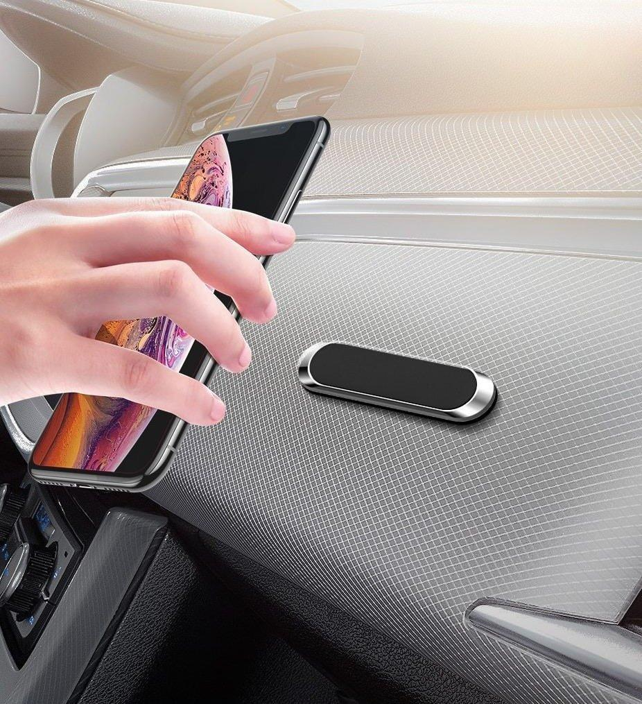 Car Phone Holder Magnetic Strip