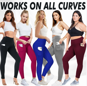 Lift Leggings with Pockets