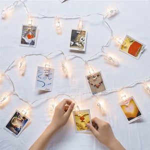 Photograph String Lights