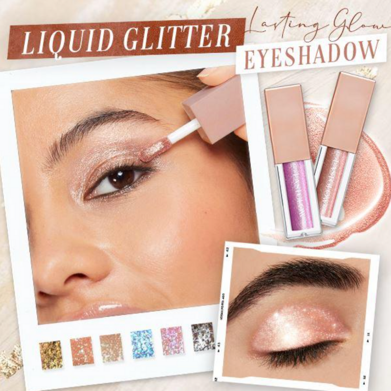 Liquid Glitter Eyeshadow