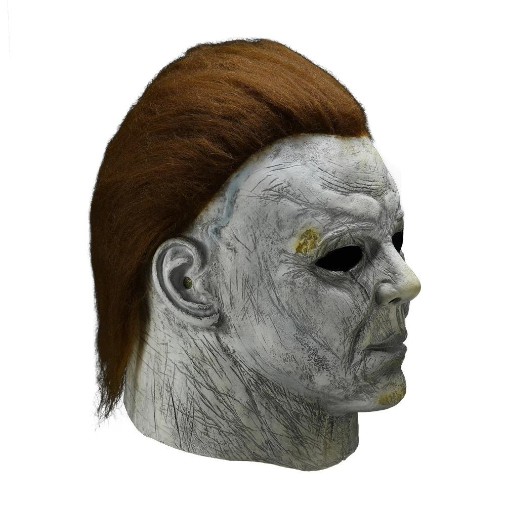 LED Michael Myers Scary Disguise