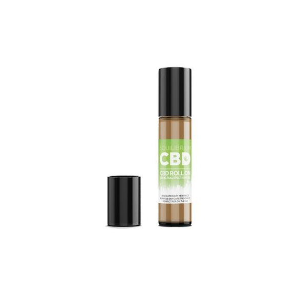 Equilibrium CBD Roll-On Full Spectrum 200mg 10ml - Shark Vapes Limited