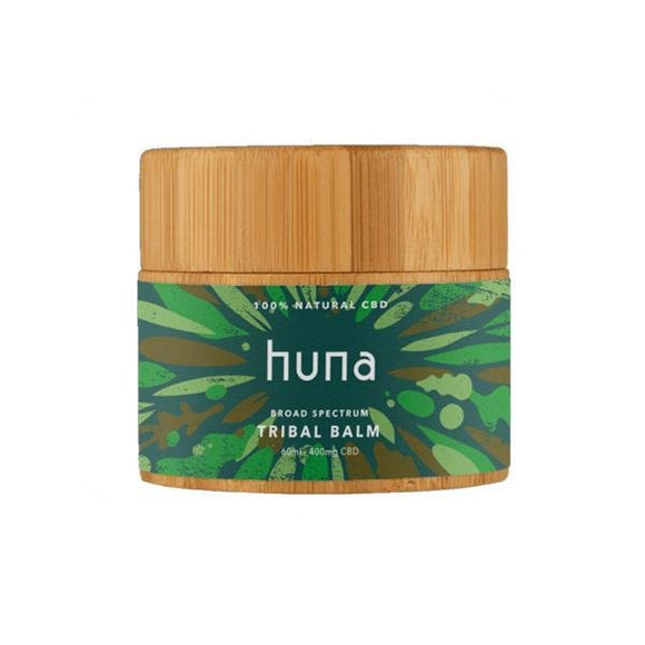 Huna Labs 400mg CBD 60ml Tribal Balm - Shark Vapes Limited