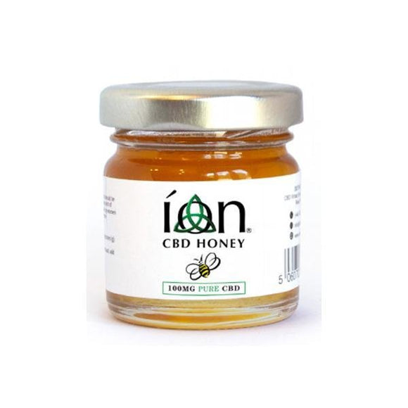 ION Pure CBD Honey 100mg CBD 40ml - Shark Vapes Limited