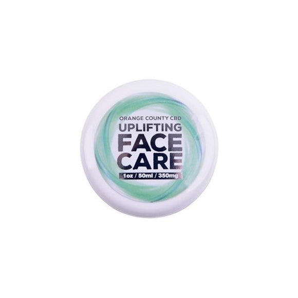 Orange County CBD 300mg Collagen Face Cream 50ml - Shark Vapes Limited