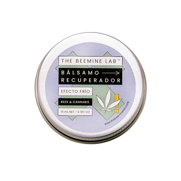 The Beemine Lab 200mg CBD Recovery Balm 15ml - Shark Vapes Limited