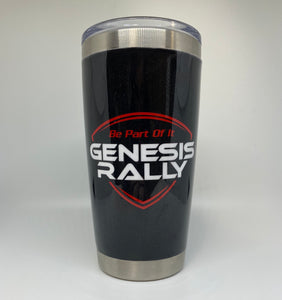 Custom 20oz Rally Travel Tumbler