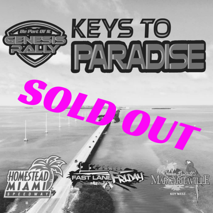 Keys To Paradise Rally