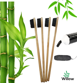 Charcoal's Use In Bamboo Charcoal Toothbrushes