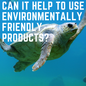 Can it help to use environmentally friendly products?
