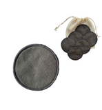 Reusable Makeup Removing  Pads with  Laundry Bag
