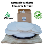 makeup pads with laundry bags