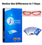 teeth whitening strips with before and after