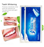 teeth whitening strip pouches