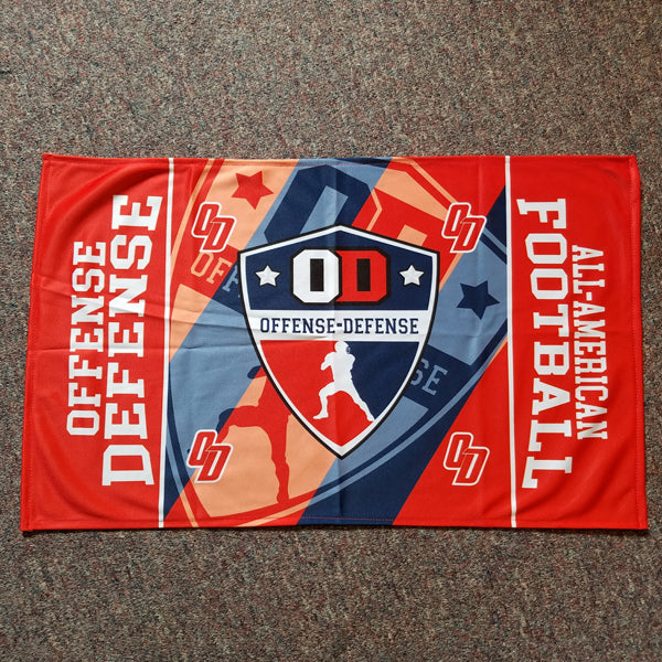 "Sublimated Towel - 14"" x 24"""